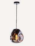 Diego Chrome | Buy LED Hanging Lights Online in India | Jainsons Emporio Lights