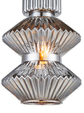 Faron Silver Hanging Light | Buy Modern Ceiling Lights Online India