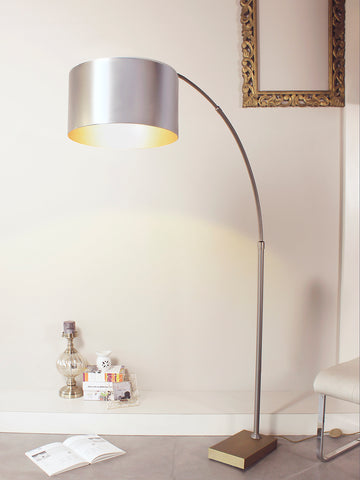 Blake Arc Modern Floor Lamp | Buy Luxury Floor Lamps Online India