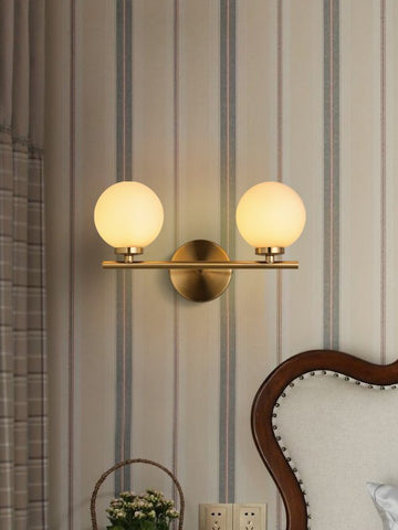 Dalton Globe Wall Light | Buy Industrial Wall Lights Online India