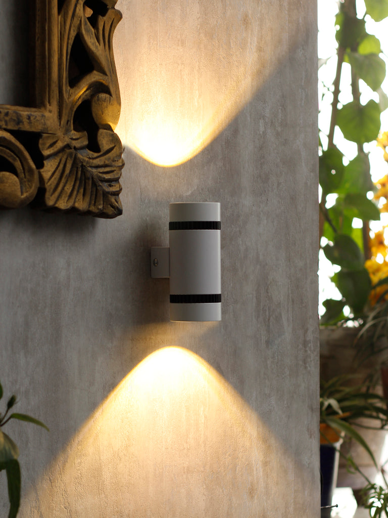 Vessel LED Up Down Outdoor Wall Light | Buy Luxury Wall Lights Online India