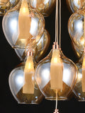 Marcel 25-Lamp | Buy LED Chandeliers Online in India | Jainsons Emporio Lights