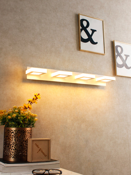 Cannan 4-Light LED Bath Light | Buy LED Lights Online India