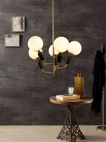 Aballs Marble chandeliers Light - Jainsons Emporio