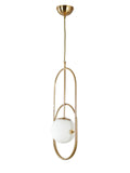 Stalin Gold Modern Ceiling Light | Buy Modern Ceiling Lights Online India