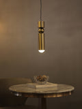 Henley Gold Hanging Light | Buy Modern Ceiling Lights Online India