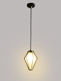 Amosis Geometric Hanging Light | Buy Modern LED Ceiling Lights Online India