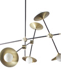 Jazz Gold Trumpet Chandelier | Buy Modern Chandeliers Online India