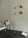 Alwin Black Floor Lamp | Buy Modern Floor Lamps Online India