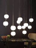 Patrick | Buy LED Chandeliers Online in India | Jainsons Emporio Lights
