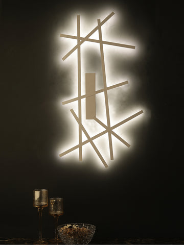 Holt LED Wall Light | Buy Modern LED Wall Lights Online India