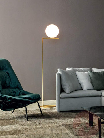 IC Globe Floor Lamp | Buy Modern Floor Lamps Online India