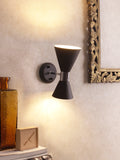 Black Hourglass Wall Light | Buy Luxury Wall Lights Online India