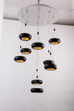 Voinn Black Gold chandeliers Light - Jainsons Emporio