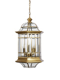 Esla Lantern Vintage Chandelier | Buy Traditional Chandeliers Online India