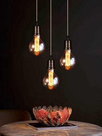 Clifton 3-Lamp | Buy Filament Bulbs Online in India | Jainsons Emporio Lights