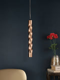 Kylin Copper Tube Hanging Light | Buy LED Ceiling Lights Online India