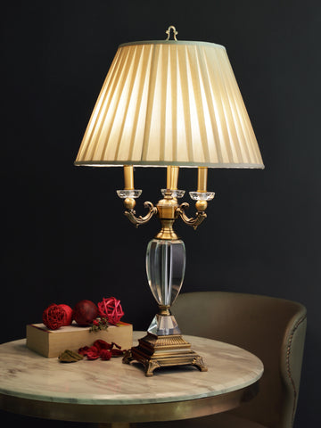 Melrose | Buy Table Lamps Online in India | Jainsons Emporio Lights