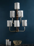 Fella Lampshade Wall Light | Modern Wall Lights Online India