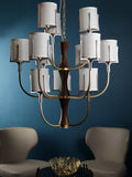 Fella Lampshade Chandelier | Buy Modern Chandeliers Online India