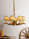 Fabel 8-Lamp Traditional Chandelier | Buy Luxury Chandeliers Online India