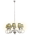 Ambel 8-Lamp Traditional Chandelier | Buy Luxury Chandeliers Online India
