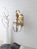 Jaden Gold Wall Lamp | Buy Traditional Wall Light Online India