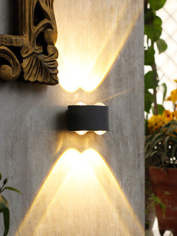 Led outdoor lights buy modern led outdoor lights online in india rio led outdoor wall light buy led outdoor lights online india aloadofball Image collections