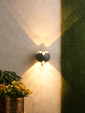 Brio LED Outdoor Wall Light | Buy LED Outdoor Lights Online India