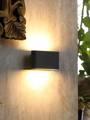Ploc LED Outdoor Wall Light | Buy LED Outdoor Lights Online India