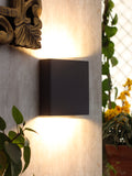 Bloc LED Outdoor Wall Light | Buy LED Outdoor Lights Online India