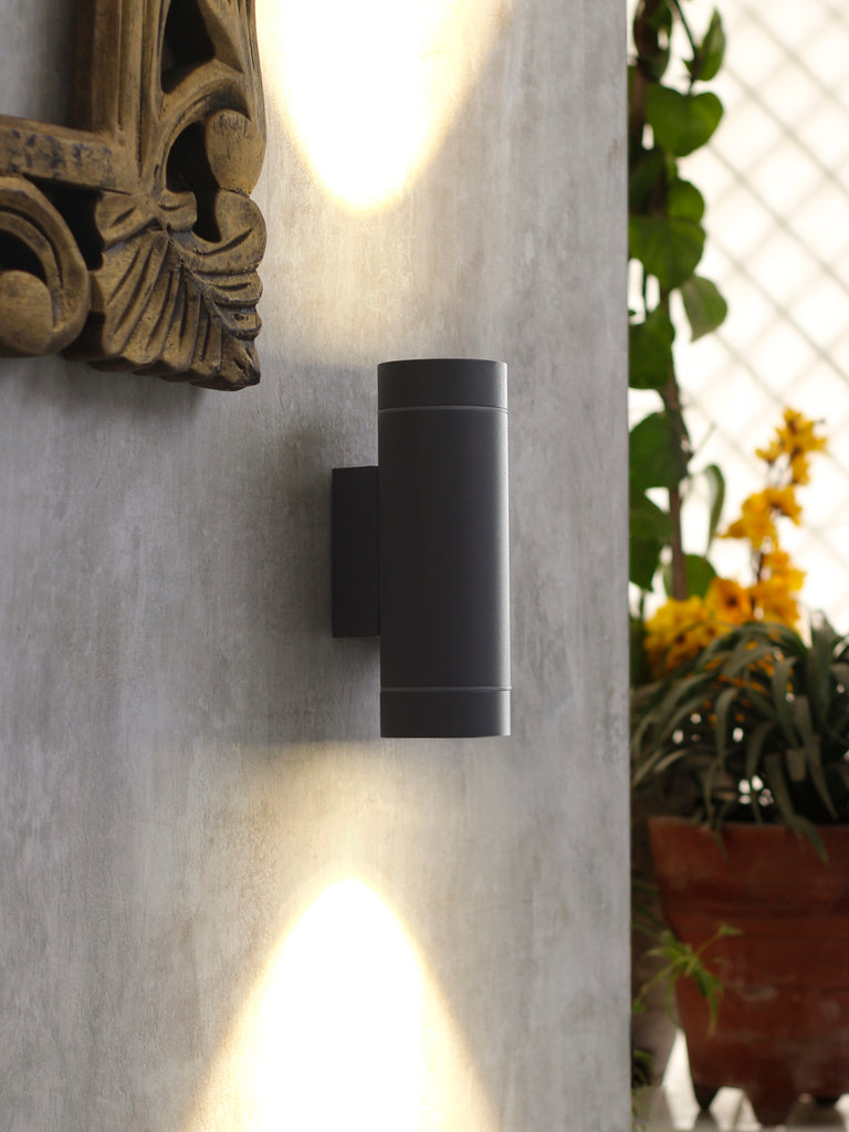 ideas design outdoor fascinating wall light lights led