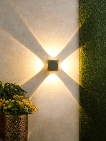 Kate LED Outdoor Wall Light | Buy LED Outdoor Lights Online India