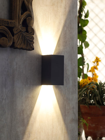 Tubix LED Outdoor Wall Light | Buy LED Outdoor Lights Online India