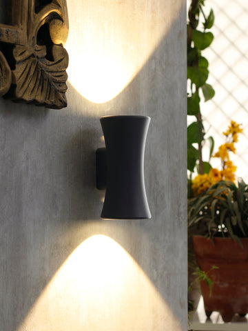 Funnel LED Up-Down Outdoor Wall Light | Buy Luxury Wall Lights Online India