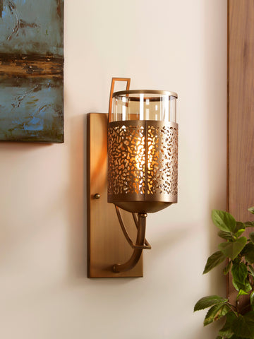 Serville Single Wall Light | Buy Luxury Wall Lights Online India