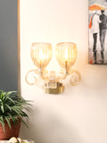 Kreple Crystal Wall Lamp| Buy Luxury Wall Lights Online India