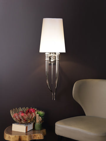 Rian Silver | Buy Wall Lights Online in India | Jainsons Emporio Lights