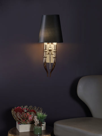 Rian Gold | Buy Wall Lights Online in India | Jainsons Emporio Lights