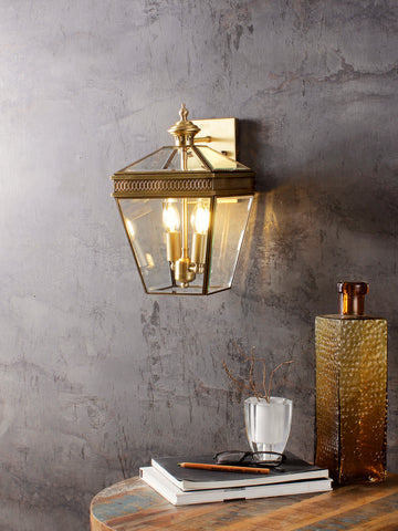 Vidor Lantern Wall Light | Buy Vintage Wall Lights Online India