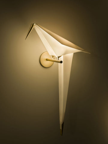 Perch Contemporary Wall Lamp| Buy Luxury Wall Lights Online India