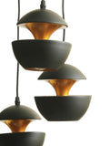 Carren Cluster Modern Chandelier | Buy Luxury Chandeliers Online India
