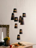 Kyler Black Multi Light Chandelier | Buy Modern Chandeliers Online India