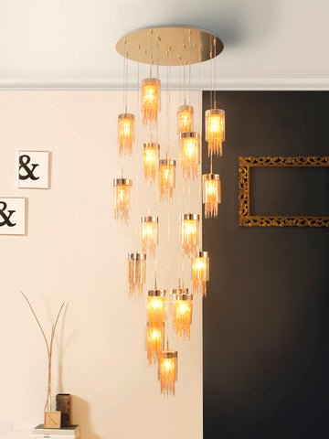 Shelvy LED Hanging Lamp | Buy LED Hanging Lights Online India