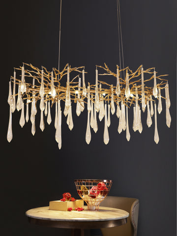 Barclay | Buy Luxury Chandeliers Online in India | Jainsons Emporio Lights