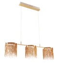 Debina Chain LED Pendant Light | Buy LED Hanging Lights Online India