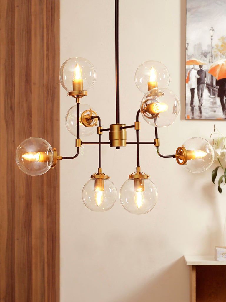 Weber Modern Chandelier Buy Luxury Chandeliers Online