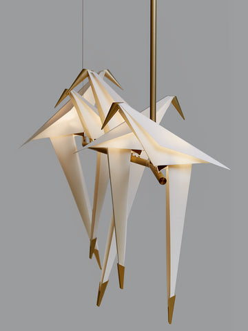 Perch Modern Chandelier | Buy Luxury Chandeliers Online India