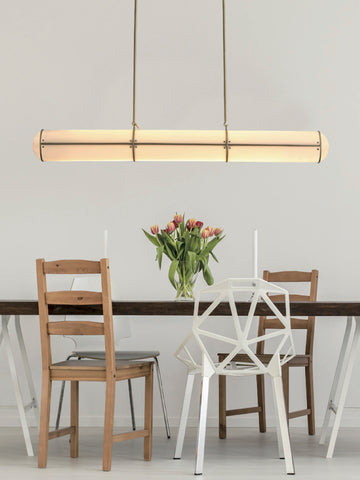 Log LED Pendant Lamp | Buy Luxury Hanging Lights Online India