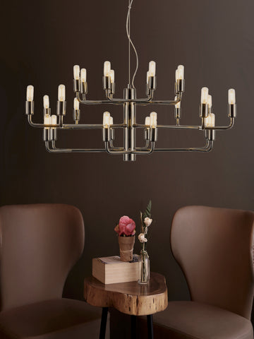 Gordon Gold Chandelier | Buy Decorative Chandeliers Online India
